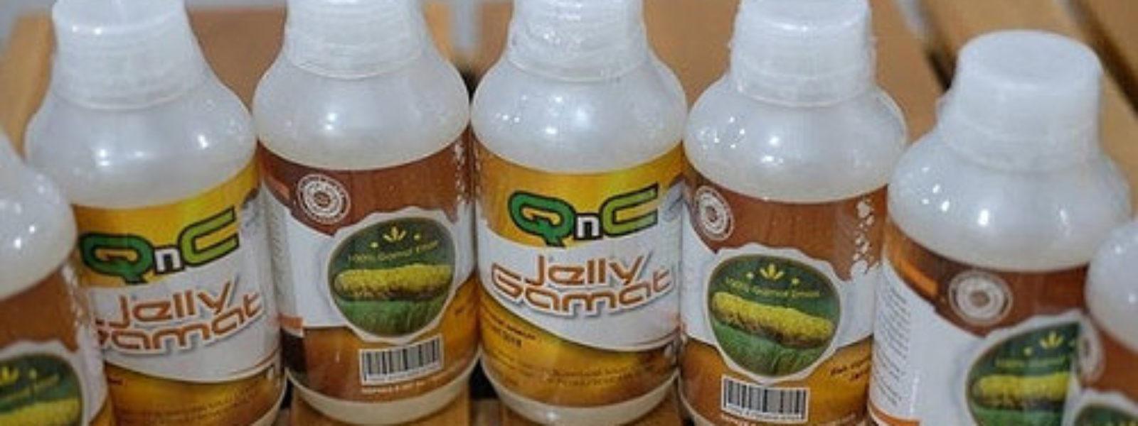 QNC Jelly Gamat Original Murah Hanya 145RIBU/BOTOL. BARANG SAMPAI BARU TRANSFER PEMBAYARAN!